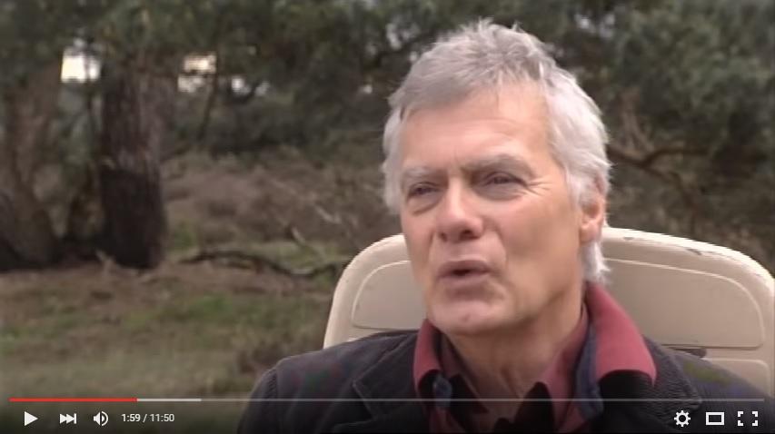 Video interview Jan Geurtz over verslaafd aan liefde