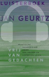 Vrij van gedachten luisterboek van Jan Geurtz