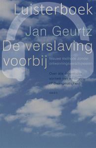 Cover luisterboek de verslaving voorbij JG