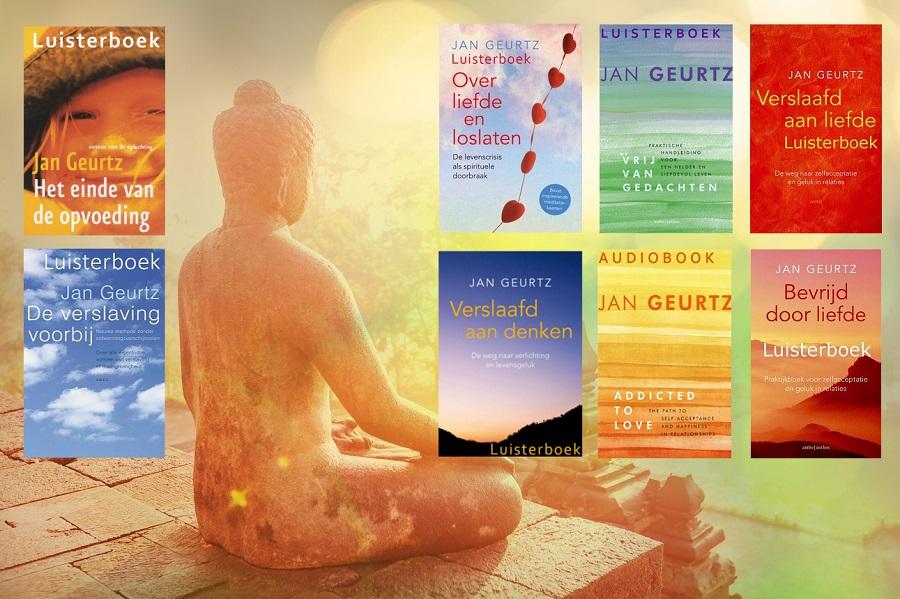 Reacties op luisterboeken Jan Geurtz