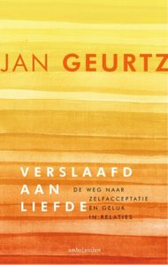 Het boek Verslaafd aan liefde door Jan Geurtz