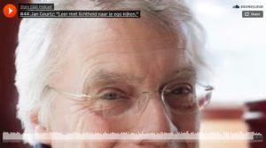 Leer met lichtheid naar je ego kijken podcast Jan Geurtz