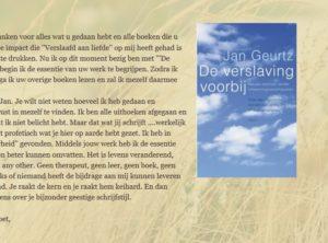 Reacties op het boek De verslaving voorbij door Jan Geurtz