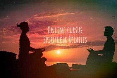Spirituele relaties cursus online jan geurtz